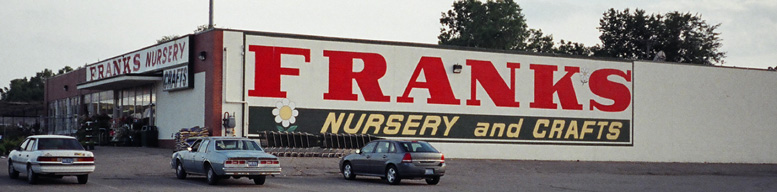 This Is An Old Franks Nursery And Craft With An Original Exterior It Is On Dort Highway In The Flint Mi Area