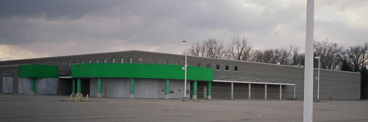 This Is The K Mart Next Door To That Frank S Notice Some